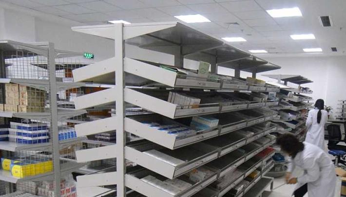 呼市超市货架